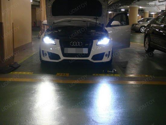 Audi - A5 - D3S - HID - bulbs - 2